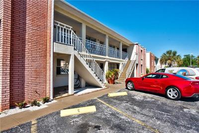 St Pete Beach Condo For Sale: 8800 Blind Pass Road #5