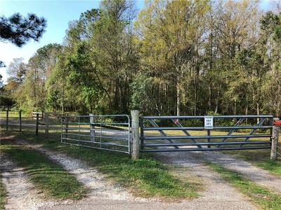 Residential Lots & Land For Sale: 15110 State Road 54
