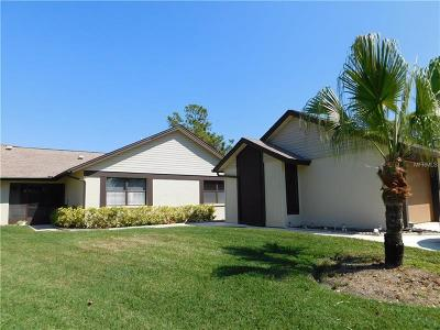 Hernando County, Hillsborough County, Pasco County, Pinellas County Single Family Home For Sale: 2248 Sequoia Drive