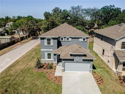 Tampa Single Family Home For Sale: 3123 W Paul Avenue