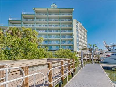 Indian Rocks Beach Condo For Sale: 399 2nd Street #716