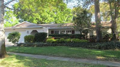 Seminole Single Family Home For Sale: 12451 Regency Avenue