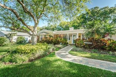 Belleair Single Family Home For Sale: 159 Osceola Road