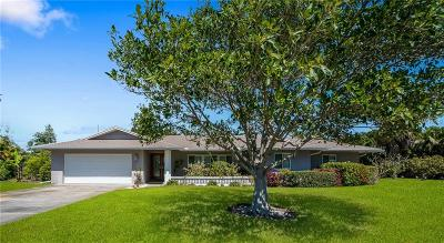 Belleair Beach Single Family Home For Sale: 117 14th Street