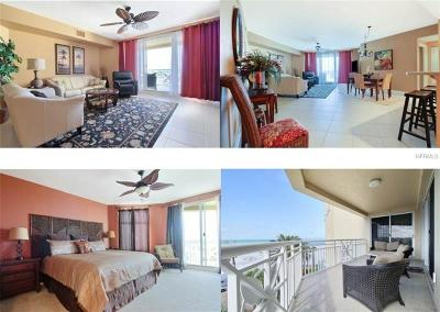 Clearwater Beach Condo For Sale: 10 Papaya Street #403