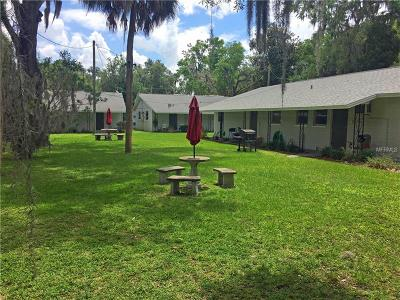 Crystal River Multi Family Home For Sale: 20 3rd Street
