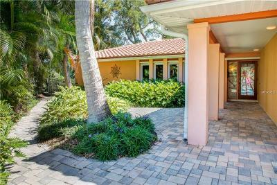 St Petersburg FL Single Family Home For Sale: $950,000
