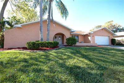 Palm Harbor Single Family Home For Sale: 1418 Indian Trail S