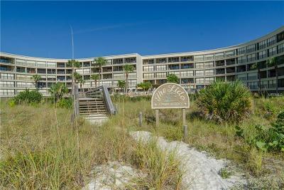 St Pete Beach Condo For Sale: 4450 Gulf Boulevard #107