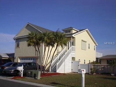 Redington Shores Single Family Home For Sale: 734 182nd Avenue E