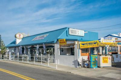 Tarpon Springs Commercial For Sale: 510 Dodecanese Boulevard