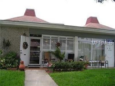 Pasco County Condo For Sale: 4348 Tahitian Gardens Circle #B