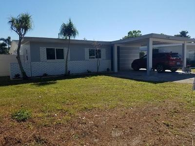 Pinellas Park Single Family Home For Sale: 4190 70th Avenue N