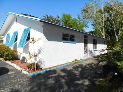 Pinellas Park Single Family Home For Sale: 7645 55th Street N