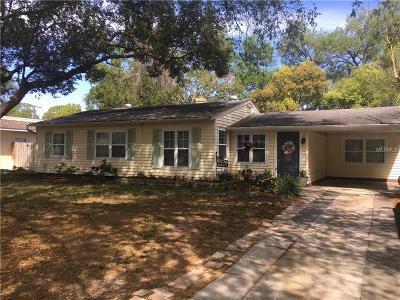 Tampa Single Family Home For Sale: 4417 W El Prado Boulevard