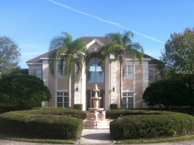 Hernando County, Hillsborough County, Pasco County, Pinellas County Rental For Rent: 18605 Avenue Monaco