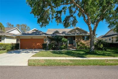 Tarpon Springs Single Family Home For Sale: 1009 Marsh View Lane