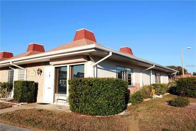 Pasco County Condo For Sale: 4341 Tahitian Gardens Circle #H