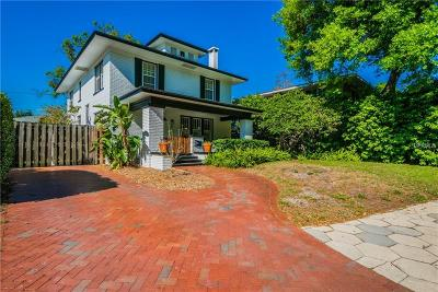 Saint Petersburg, St Pete, St Petersburg, St. Petersburg, St.petersburg, St>petersburg Single Family Home For Sale: 3640 Foster Hill Drive N