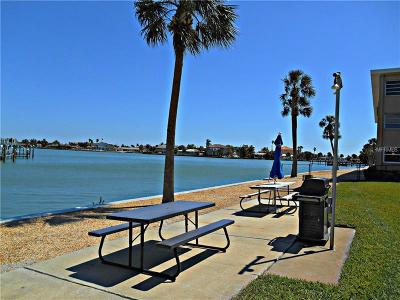 St Pete Beach Condo For Sale: 300 64th Avenue #122