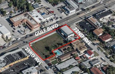 St Pete Beach Residential Lots & Land For Sale: 7210 Gulf Boulevard