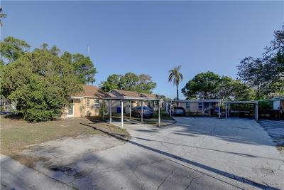 Largo Multi Family Home For Sale: 1506 Clearwater Largo Road N