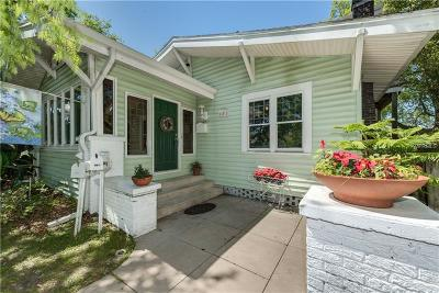 Tampa Single Family Home For Sale: 601 S Orleans Avenue