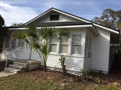Clearwater Single Family Home For Sale: 1148 Howard Street