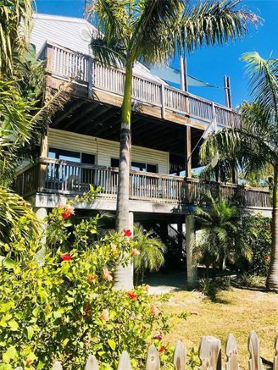Madeira Beach Multi Family Home For Sale: 13337 Gulf Boulevard