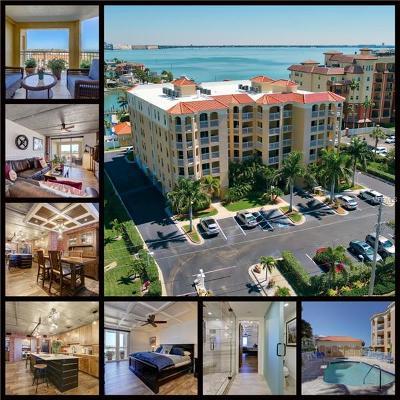 St Pete Beach Condo For Sale: 5353 Gulf Boulevard #A402