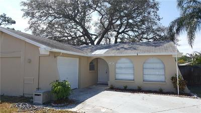 Tarpon Springs Single Family Home For Sale: 1014 Stonefence Way