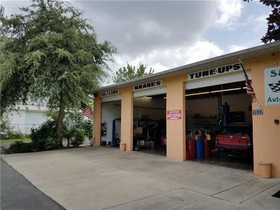 Pasco County Commercial For Sale: 3532 Grand Boulevard
