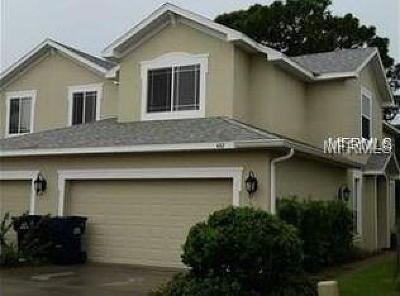Townhouse For Sale: 442 Harbor Ridge Drive