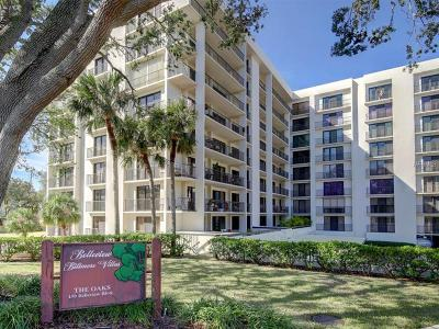 Hernando County, Hillsborough County, Pasco County, Pinellas County Condo For Sale: 150 Belleview Boulevard #504