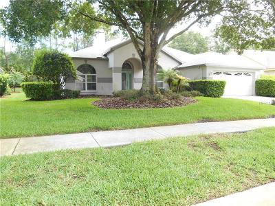 Palm Harbor Single Family Home For Sale: 3833 Siena Lane