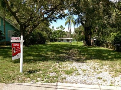 Safety Harbor Residential Lots & Land For Sale: 541 14th Avenue S