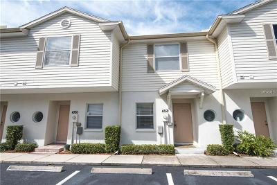 Tampa Townhouse For Sale: 4352 Har Paul Circle