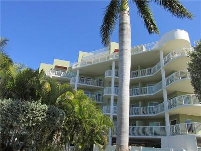Treasure Island Condo For Sale: 11605 Gulf Boulevard #602