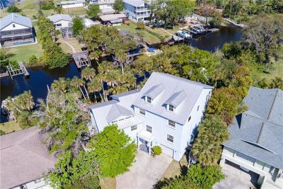 New Port Richey Single Family Home For Sale: 5531 Tropic Drive