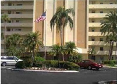 Hernando County, Hillsborough County, Pasco County, Pinellas County Rental For Rent: 4775 Cove Circle #801
