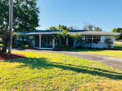 Dunedin Single Family Home For Sale: 1170 Palm Boulevard