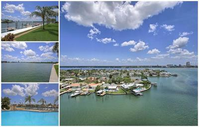 Clearwater Beach Condo For Sale: 31 Island Way #1008