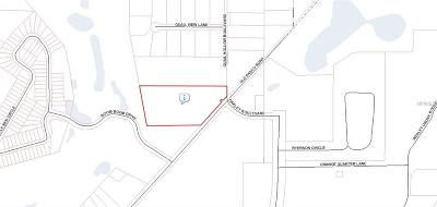 Wesley Chapel Residential Lots & Land For Sale: 0 Quail Hollow Boulevard