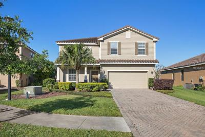 Single Family Home For Sale: 5227 Old Trenton Lane