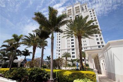 Clearwater, Clearwater Beach Condo For Sale: 331 Cleveland Street #2501