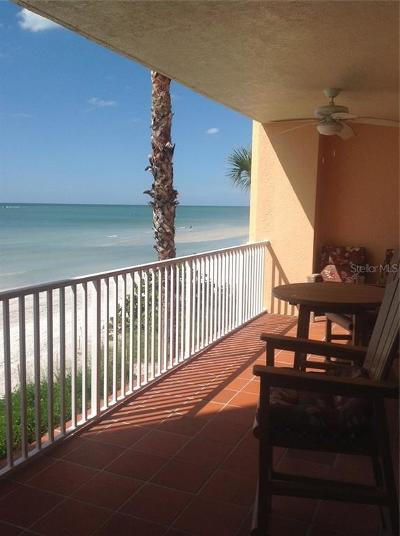 North Redington Beach Condo For Sale: 16550 Gulf Boulevard #243