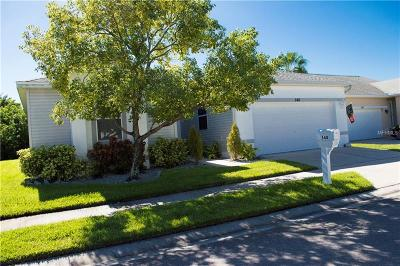 Oldsmar Single Family Home For Sale: 548 Trout Lane