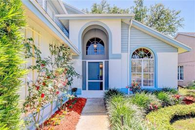 Tarpon Springs Single Family Home For Sale: 668 Bay Cove Drive