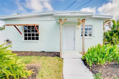 Madeira Beach, Madiera Beach Single Family Home For Sale: 13201 4th Street E