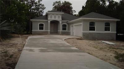 Palm Harbor Single Family Home For Sale: 808 Robin Avenue